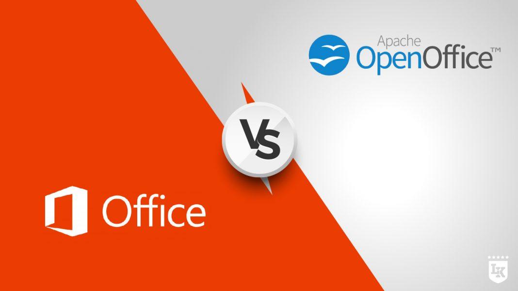 OpenOffice vs. Microsoft Office: Der Direktvergleich