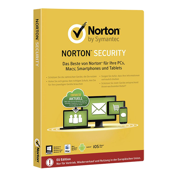 Symantec Norton Security Standard