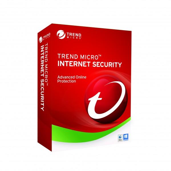 Trend Micro Internet Security (1 PC / 1 Jahr)