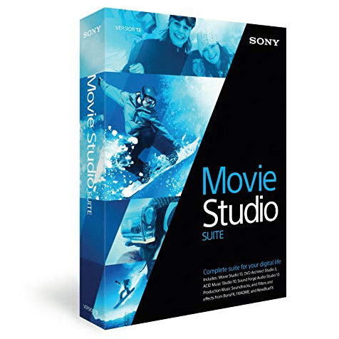 Sony Movie Studio Suite