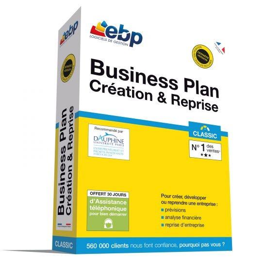 Business Plan Création & Reprise